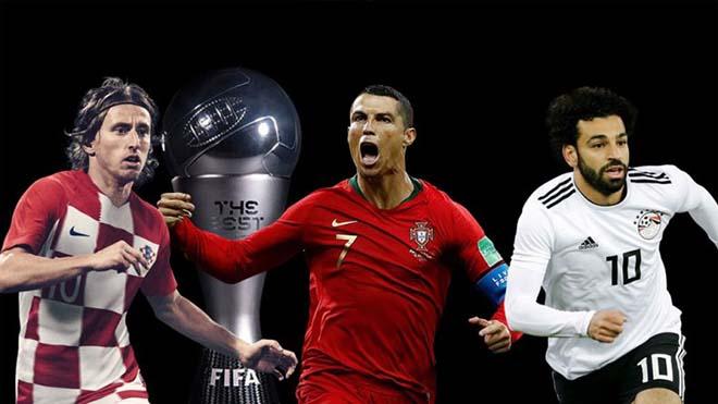 Trao giải FIFA The Best: Ronaldo chờ hat-trick lịch sử, Modric - Salah nín lặng - 1