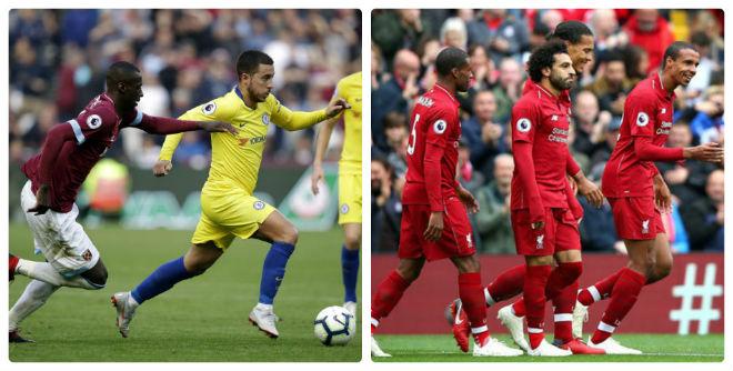 """Tuyệt đỉnh vòng 6 Ngoại hạng Anh: Liverpool độc bá, tân binh """"ám"""" MU - 1"""