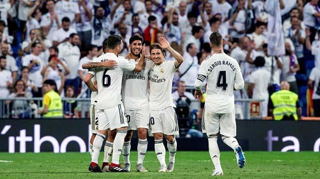 """Real hậu Ronaldo dáng dấp vô địch: Bất khả xâm phạm ở """"thánh địa"""" - 2"""