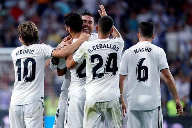 """Real hậu Ronaldo dáng dấp vô địch: Bất khả xâm phạm ở """"thánh địa"""" - 3"""