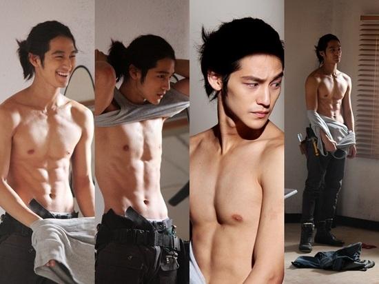 """10 người đàn ông có body """"cực phẩm"""", hot nhất Hàn Quốc - 7"""