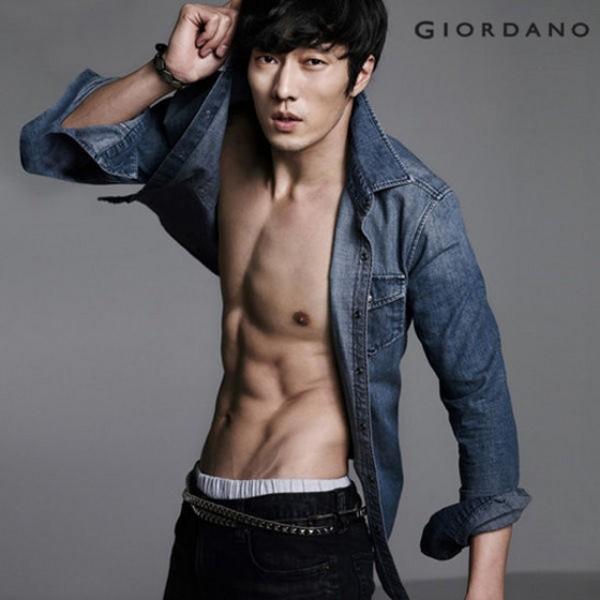 """10 người đàn ông có body """"cực phẩm"""", hot nhất Hàn Quốc - 13"""