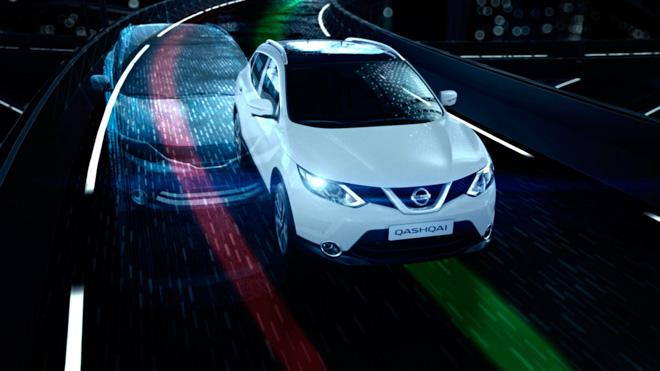 Hệ thống kiểm soát khung gầm chủ động trên Nissan X-trail V-series: Lái nhẹ nhàng, ngồi thoải mái - 5