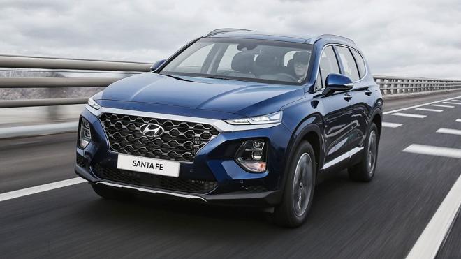 Đại lý Hyundai bắt đầu mở đặt cọc Hyundai SantaFe 2019 - 1