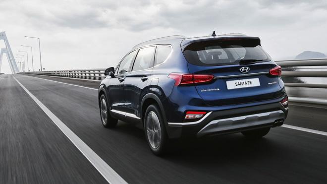 Đại lý Hyundai bắt đầu mở đặt cọc Hyundai SantaFe 2019 - 3