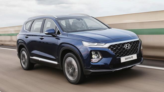 Đại lý Hyundai bắt đầu mở đặt cọc Hyundai SantaFe 2019 - 9