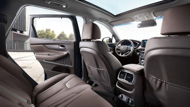 Đại lý Hyundai bắt đầu mở đặt cọc Hyundai SantaFe 2019 - 7