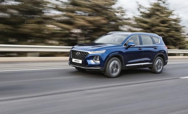 Đại lý Hyundai bắt đầu mở đặt cọc Hyundai SantaFe 2019 - 10