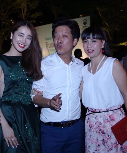 Vì sao Trấn Thành và nhiều sao Việt vắng mặt trong đám cưới của Trường Giang? - 9