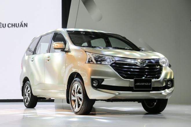 Giá xe Toyota cập nhật tháng 10/2018: Hatchback Wigo giá rẻ từ 345 triệu đồng - 5