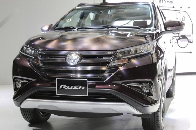 """Tìm hiểu chiếc """"tiểu Fortuner"""" Toyota Rush vừa ra mắt - 1"""