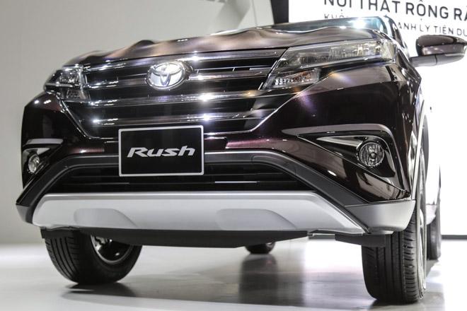 """Tìm hiểu chiếc """"tiểu Fortuner"""" Toyota Rush vừa ra mắt - 3"""