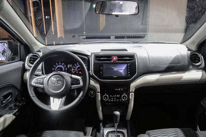 """Tìm hiểu chiếc """"tiểu Fortuner"""" Toyota Rush vừa ra mắt - 8"""