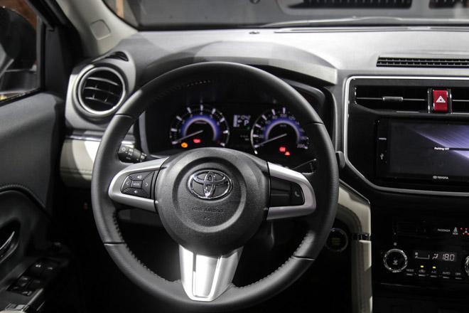 """Tìm hiểu chiếc """"tiểu Fortuner"""" Toyota Rush vừa ra mắt - 9"""