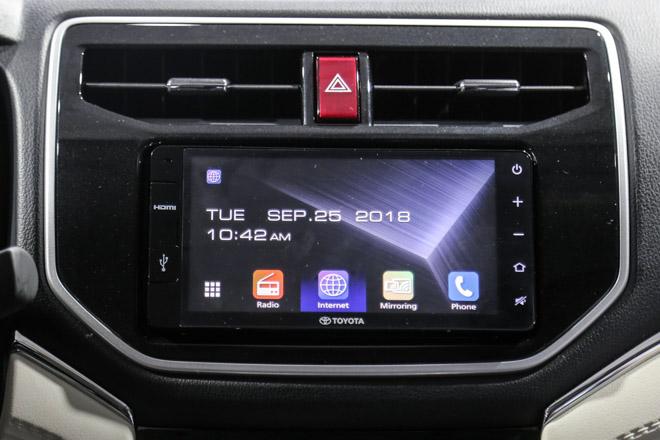 """Tìm hiểu chiếc """"tiểu Fortuner"""" Toyota Rush vừa ra mắt - 10"""