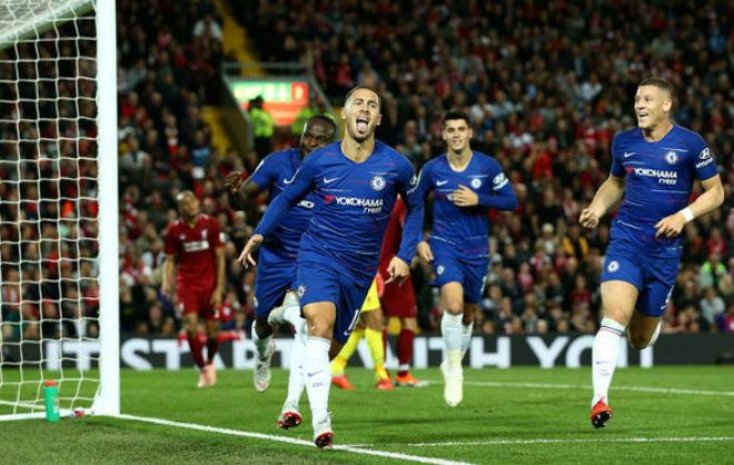 """Hazard thăng hoa tột đỉnh: Real mê mẩn, """"Bố già"""" phá kỷ lục mua bom tấn - 1"""
