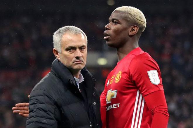Bi kịch MU mâu thuẫn đỉnh điểm: Mourinho đi, Pogba cũng không thay đổi - 2