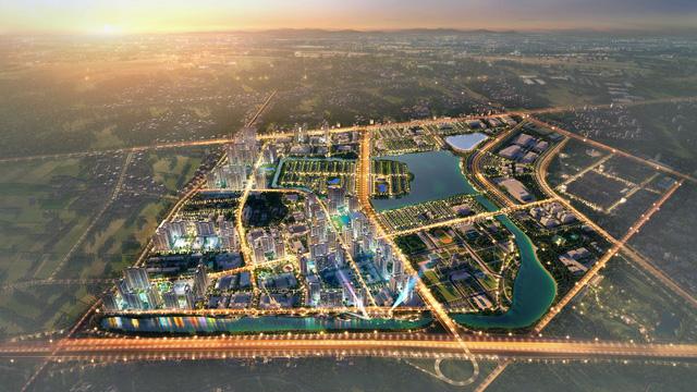 Tỷ phú Phạm Nhật Vượng muốn có đại đô thị Vincity theo mô hình Singapore - 1
