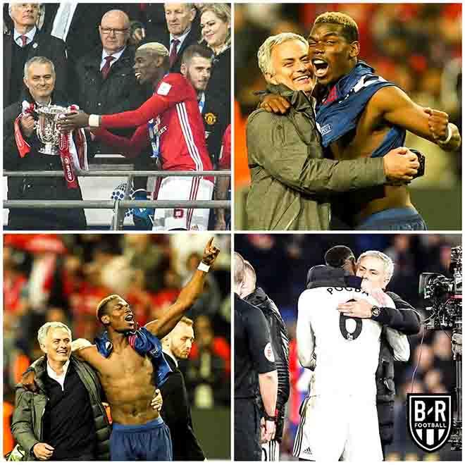 Triệu lý do cực khó sa thải Mourinho: MU phải hy sinh Pogba? - 2