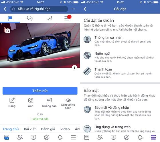 Cách đổi số điện thoại 11 số trên Facebook - 1