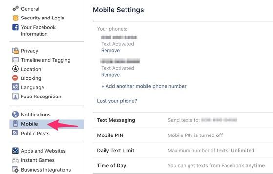 Cách đổi số điện thoại 11 số trên Facebook - 3