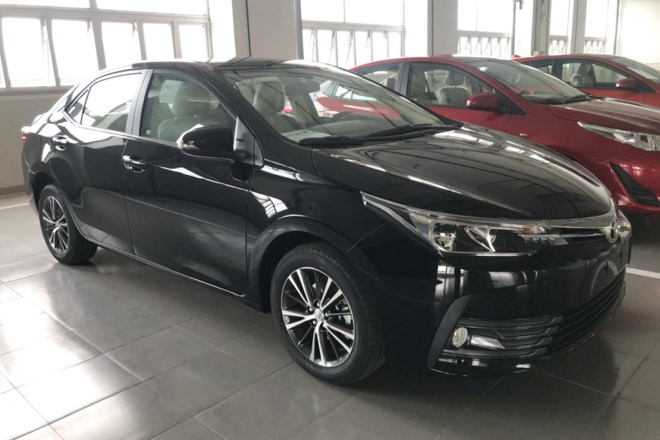 Giá xe Toyota cập nhật tháng 10/2018: Hatchback Wigo giá rẻ từ 345 triệu đồng - 6