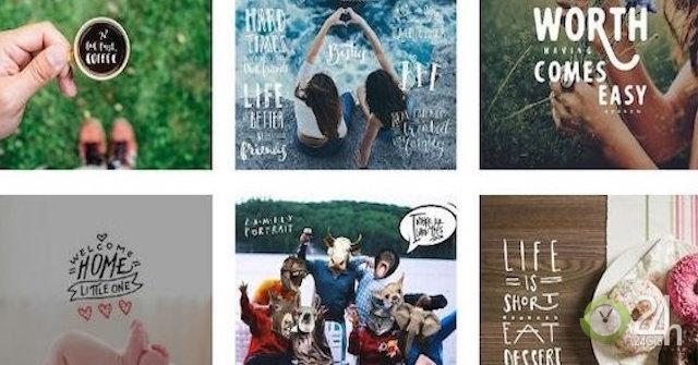 7 ứng dụng viết chữ lên ảnh tốt nhất trên iPhone, Android