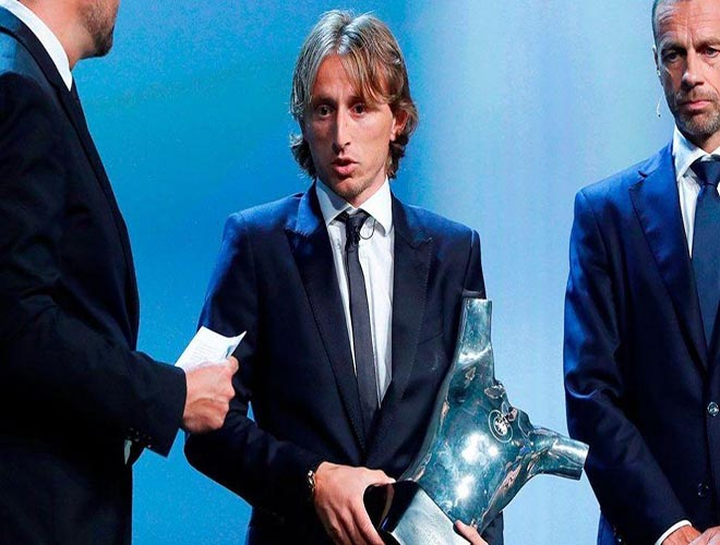 """France Football lật kèo FIFA: Modric mất bóng Vàng, """"Siêu thần đồng"""" sáng cửa - 1"""