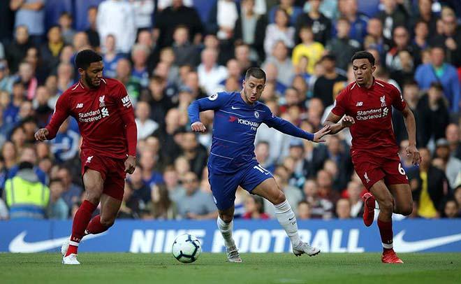 Góc chiến thuật Chelsea - Liverpool: Đỉnh cao tấn công của bóng đá Anh - 1