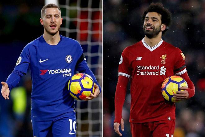 Hazard lu mờ Salah: Gió đảo chiều và những điều đầy hứa hẹn - 1