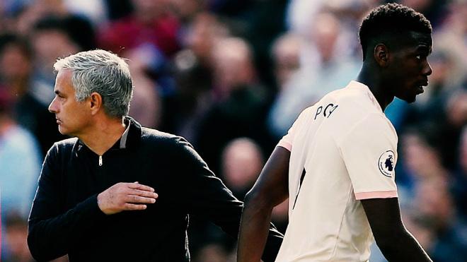 """MU đại khủng hoảng: Chờ Mourinho """"bay ghế"""", Juventus đặt lịch cuỗm Pogba - 2"""