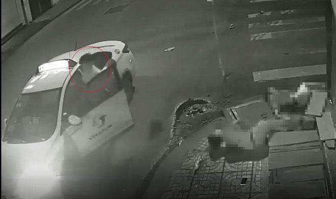 Vụ tài xế taxi bỏ mặc 2 nạn nhân sau TNGT: Công an đang làm rõ dấu hiệu tội phạm - 1
