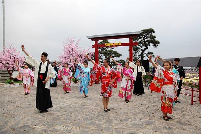 Vô vàn trải nghiệm Nhật Bản phải thử khi đến Lễ hội mặt trời mọc tại Hạ Long tháng 7 này - 2