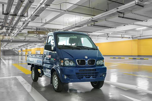 Xe tải Siam Truck vừa ra mắt có những trang bị gì? - 1