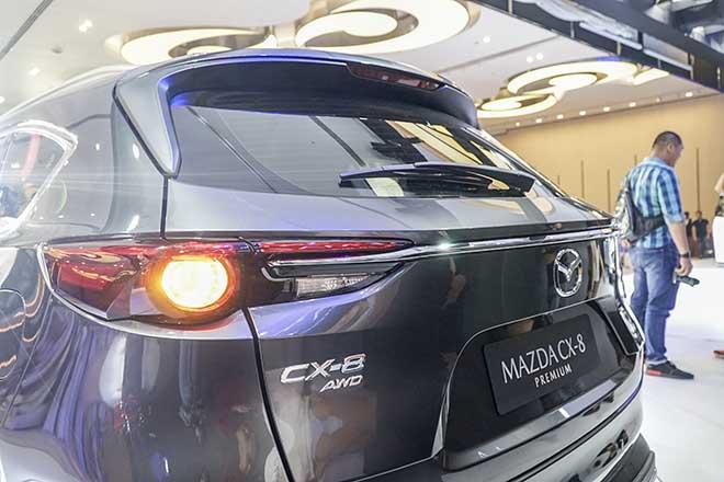 Cận cảnh chiếc SUV Mazda CX-8 tại buổi ra mắt khu vực phía Nam - 6