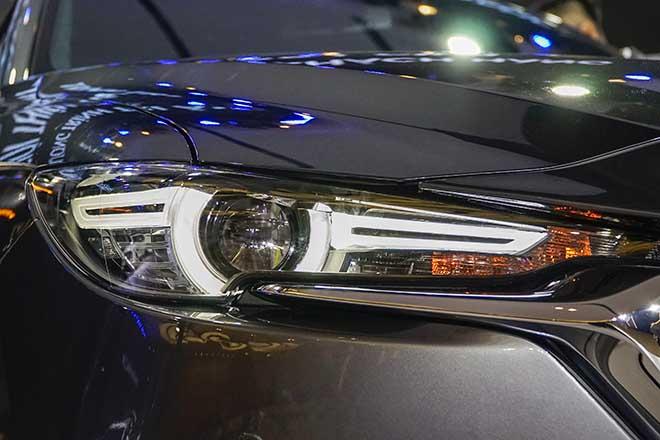 Cận cảnh chiếc SUV Mazda CX-8 tại buổi ra mắt khu vực phía Nam - 15