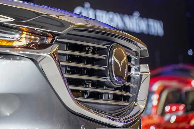 Cận cảnh chiếc SUV Mazda CX-8 tại buổi ra mắt khu vực phía Nam - 14