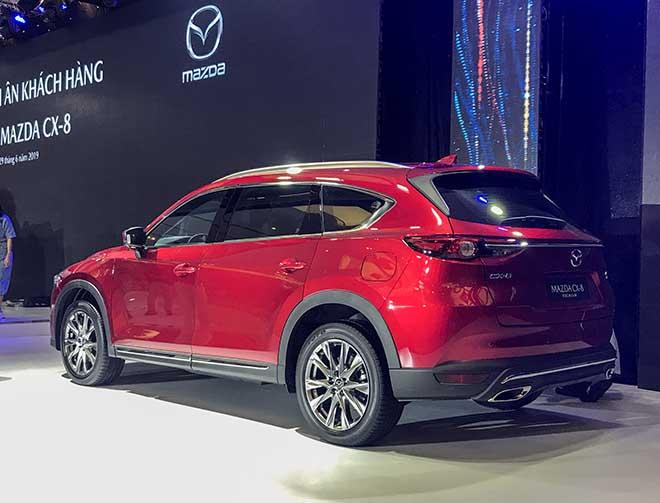 Cận cảnh chiếc SUV Mazda CX-8 tại buổi ra mắt khu vực phía Nam - 3