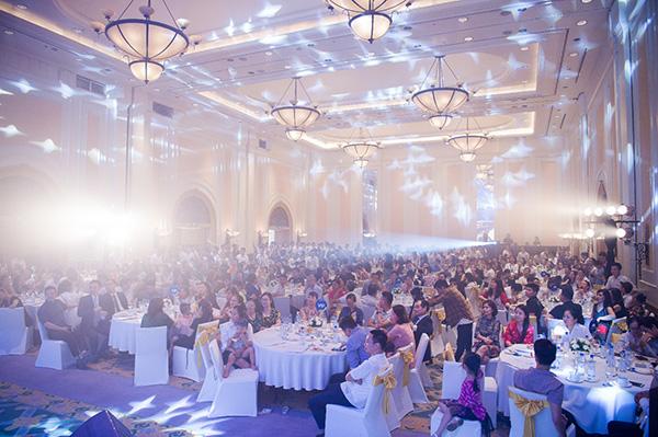 """Sự kiện ra mắt dự án Stellar Garden - """"Tỏa sáng vì tinh tú"""" thu hút hơn 400 khách tham dự - 1"""