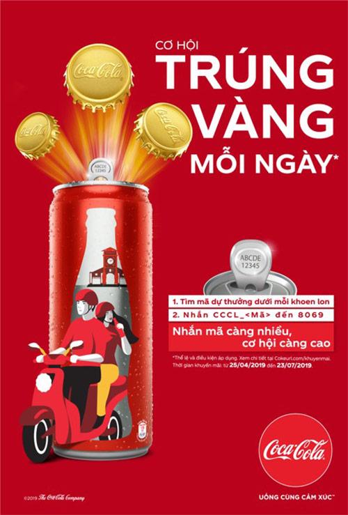 """Vì đâu 6 chiếc lon Coca-Cola đặc biệt khiến giới trẻ đổ xô """"săn lùng""""? - 2"""