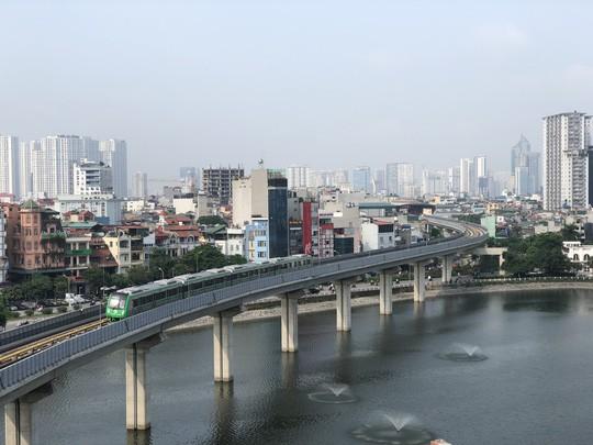 Hà Nội muốn vay hơn 2.300 tỉ đồng vận hành tuyến đường sắt Cát Linh-Hà Đông - 1