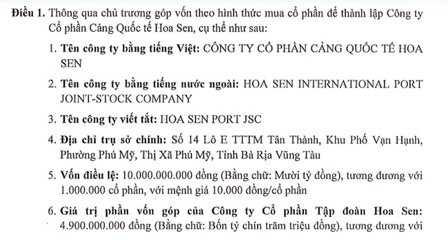 Lợi nhuận bốc hơi, đại gia Lê Phước Vũ gây bất ngờ với thương vụ 5 tỷ - 1