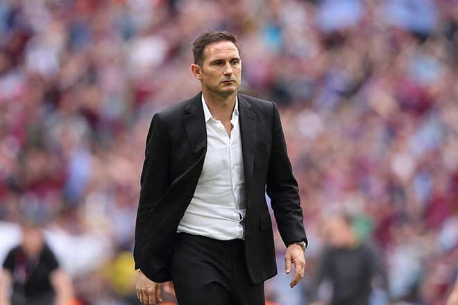Lampard trở lại Chelsea sau 1 năm dẫn dắt thành công ở Derby County