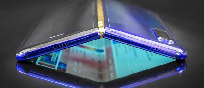 Galaxy Fold với thiết kế mới đã sẵn sàng ra mắt - 2