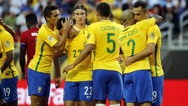 Brazil vào chung kết Copa America 2019: Vẻ đẹp thực dụng, Neymar hết đất diễn - 1