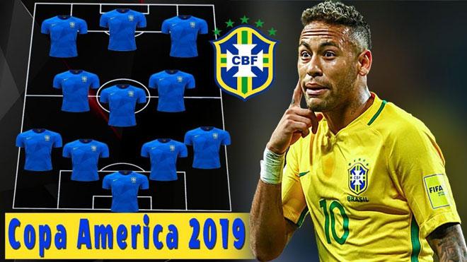 Brazil vào chung kết Copa America 2019: Vẻ đẹp thực dụng, Neymar hết đất diễn - 2