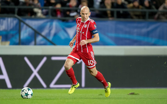 Robben treo giày: Dị nhân kèo trái & những siêu phẩm thương hiệu để đời - 1