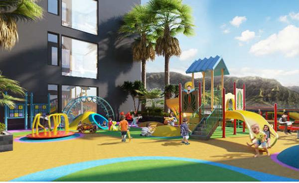 Siêu dự án Apec Diamond Park: Đẳng cấp từ tiện ích và không gian xanh - 3
