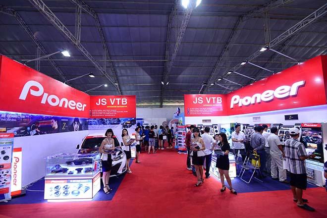 Triển lãm ô tô - Vietnam Motor Show 2019 chính thức khởi động - 6