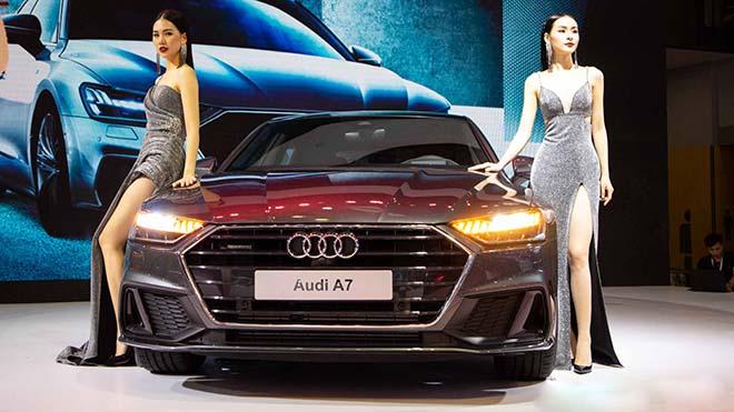 Triển lãm ô tô - Vietnam Motor Show 2019 chính thức khởi động - 1